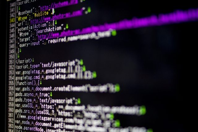 プログラム・HTML