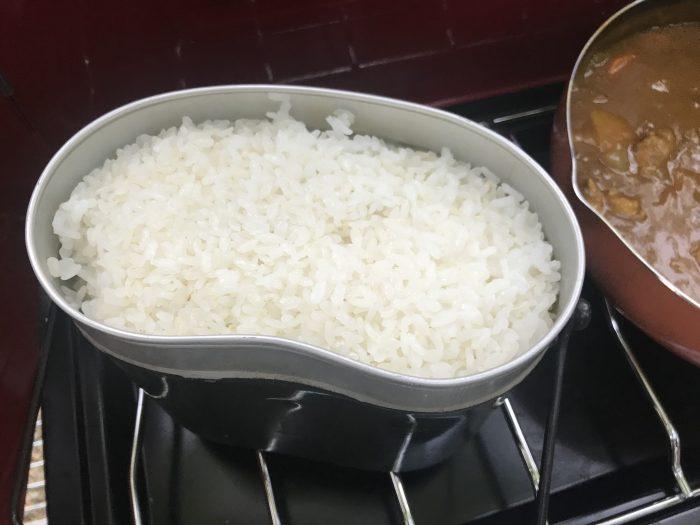 レシピ 飯盒